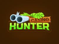 logo design - hunter casino