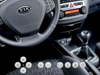 Pan controls for Kia car dealer site