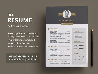 Resume | Freebie resume free cv resume cv cv template word freebie freebie psd free resume template freebbble cv resume template