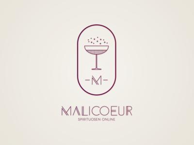 Malicoeur Online Shop Logo