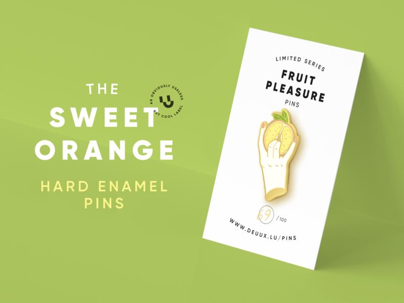 Fruit Pleasure kickstarter ui  ux design collectible foodporn product design pins
