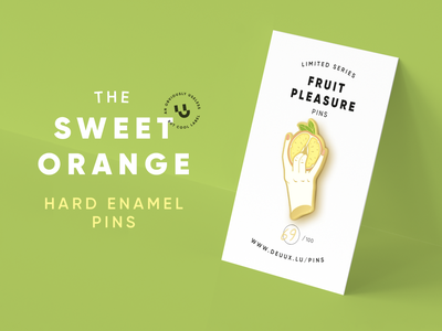 Fruit Pleasure kickstarter ui  ux design collectible foodporn product design pins