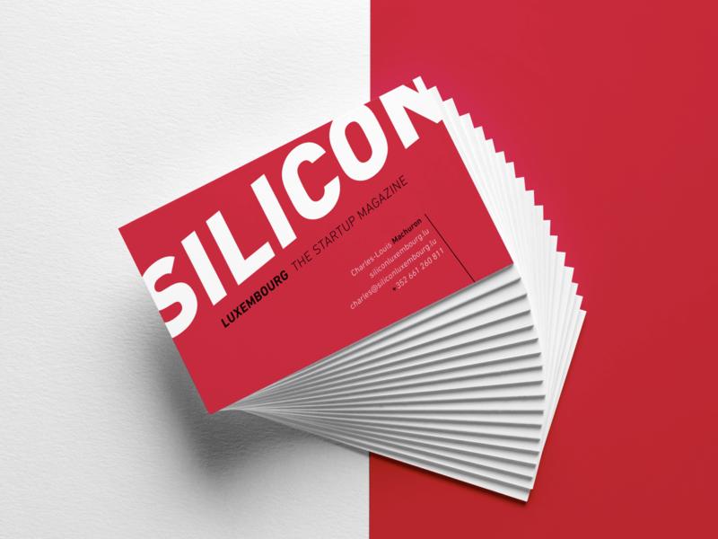 Card magazine brand card branding design creative studio