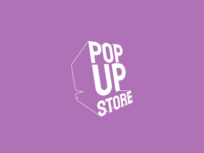 Pop Up Store Logo