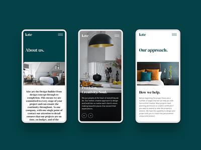 Kite Creative architect web design website web design