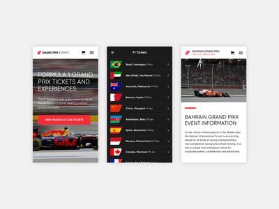 Grand Prix Events Mobile