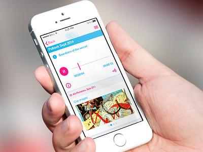 WiP app ios7