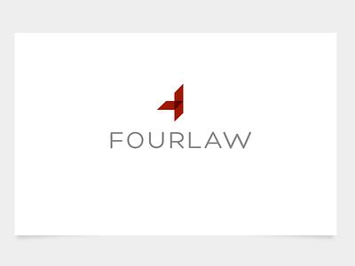 Fourlaw Law Firm logo logo