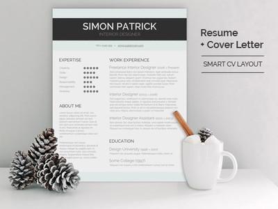 Smart CV Layout