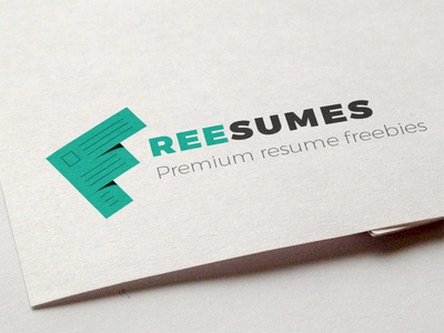 Freesumes Logo