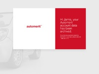 Belairdirect automerit notification