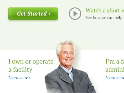 Medicaidfast pt serif button cat video demo blue collar beige green serif health insurance medical