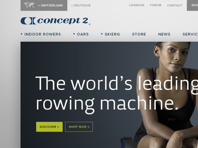 Concept2 commerce product sport layering fitness