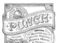 Pencil rough