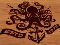 Squid Inked
