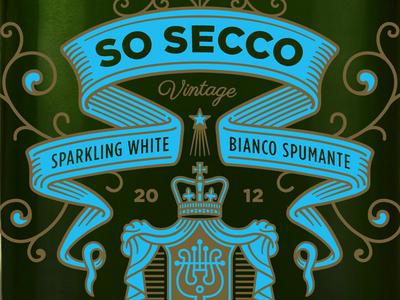 So Secco Sparkling Wine