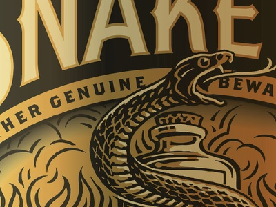 Snake Eyes the famous frouws package packaging design premium luxury simon frouws vintage woodcut bottle snake whisky illustration