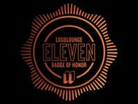 LogoLounge badge logo design concept logo design logo logolounge