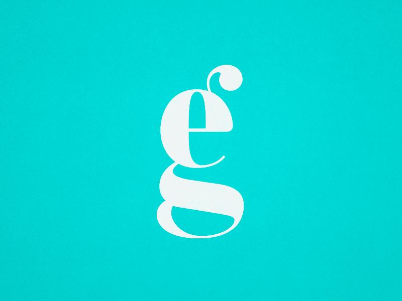 Elements Group logo typography branding identity elements lettering letters letter logo logotype
