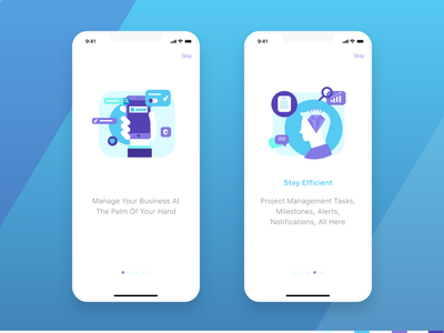 IMSBA app illustration onboarding ios app mobile app design