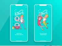 Whirl App
