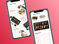 Room service app