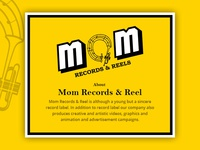Mom Records & Reels Musical Emailer