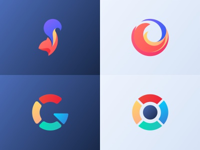 BROWSERS rebranding rebranding logodesign logo ucbrowser google firefox
