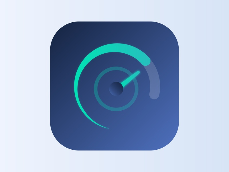 Speedtest icon branding iconredesign netspeed speed rebranding rebrand icons icon speedtest