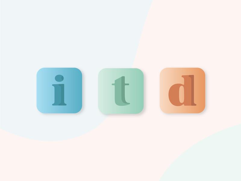 Daily UI 005 | App Icons branding logo app daily ui challenge uidesign