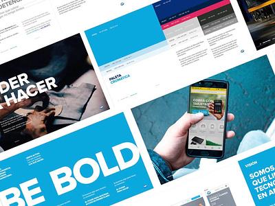 Mercado Pago Brandbook mercadopago mercadolibre vector type clean ux app color ui flat typography brand design branding