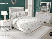 Luxury Bedroom Mockup