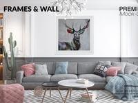 Frames & Wall Set