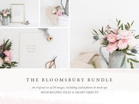 The Bloomsbury Wedding Mockup Bundle