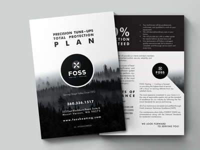 Brochure (half fold)