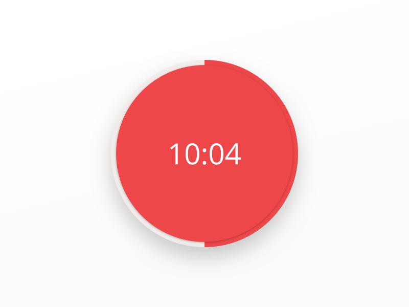 Pomy - Desktop Focus Timer App by Vane Jung on Dribbble