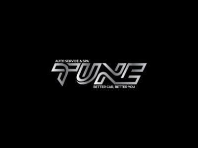 tune - automotive logo proposal