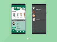 Starbucks App Concept