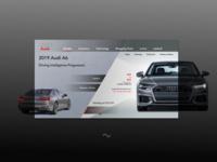 Audi Web Concept
