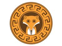 Mexican Fox Badge