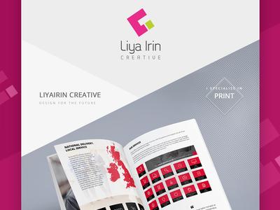 Design for the future _ my services overview mockup app modern ux ui website marketing branding logo print design graphic