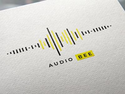 Audio Bee Logo
