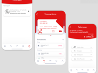 Mobile Banking Redesign Bank Victoria