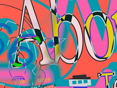 Studio Optimist Sketch 1 doodle experimental typography graphic design branding