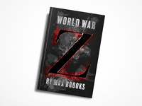 Zombie Book Cover Redesign