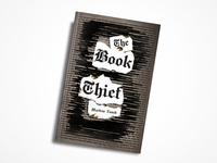 The Book Thief Cover REDESIGN