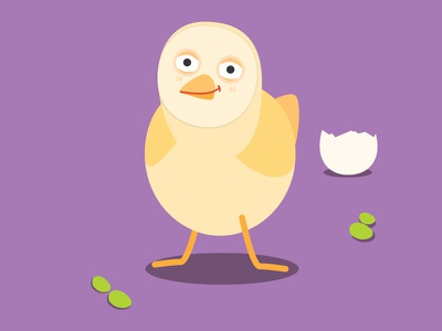 Chick 3 story illustration