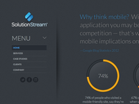 SolutionStream Redesign