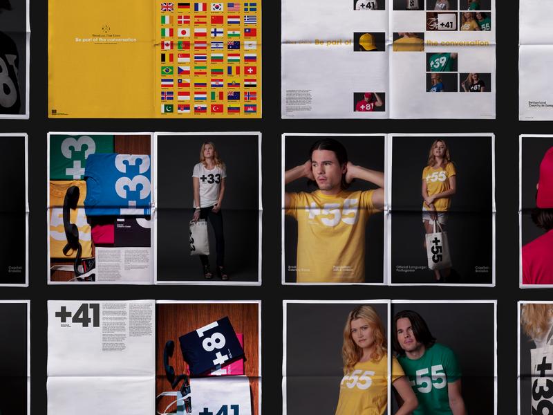 011 CC Newsprint apparel fashion editorial creative lead design branding country code typography newsprint