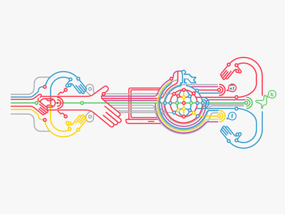 Google  icons branding sopa symbol